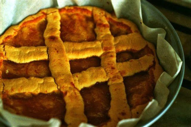 Pretty in Mad | film adventures: Crostata friabile con marmellata di arance amare