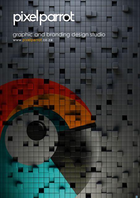 Pixel Parrot http://www.pixelparrot.co.za/ Graphic 7 Branding Design Studio