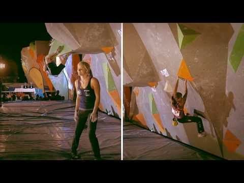 ▶ Boulder World Cup 2013 report - Munich, Germany - YouTube