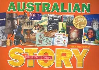 A wonderful visual timeline of Australian History from Creation to 2010.
