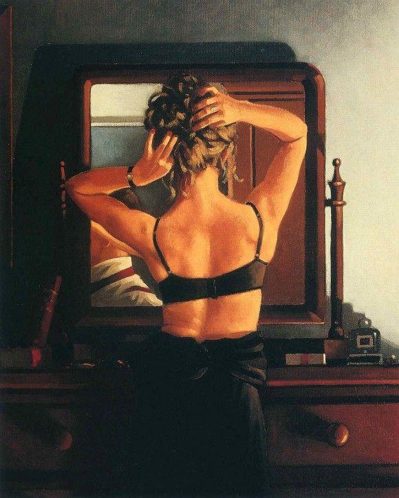 Картинки у зеркала сижу