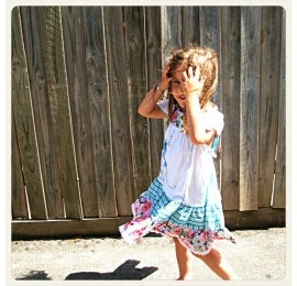 Vintage Dress 1 by Miss Haidee