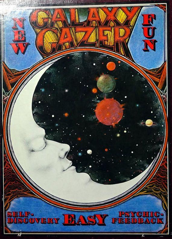 Galaxy Gazer Aquarian Tarot Astrology Board Game Karin Koal