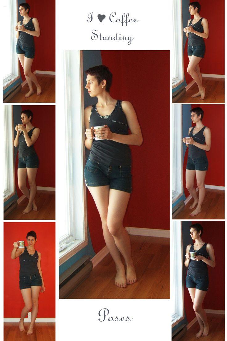 STOCK - I Love Coffee Standing by LaLunatique.deviantart.com on @DeviantArt