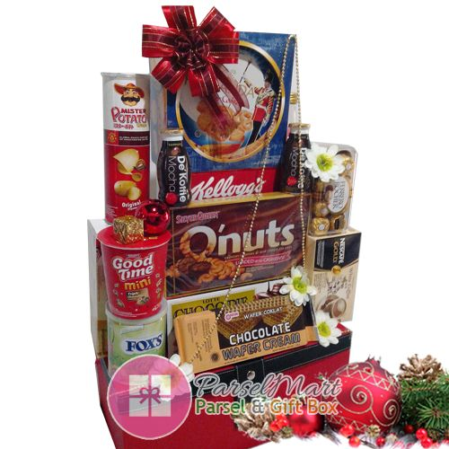 Christmas Gift and Hamper free delivery to Indonesia.  See our Full catalogue at http://parselmart.com