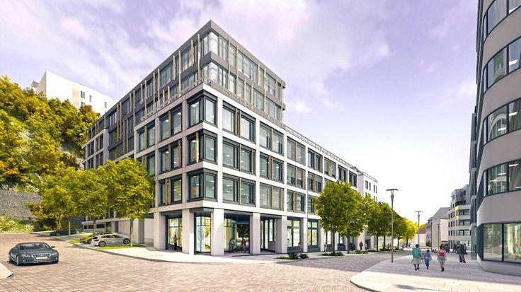 Zuckermandel mixed-use development Office building Cx