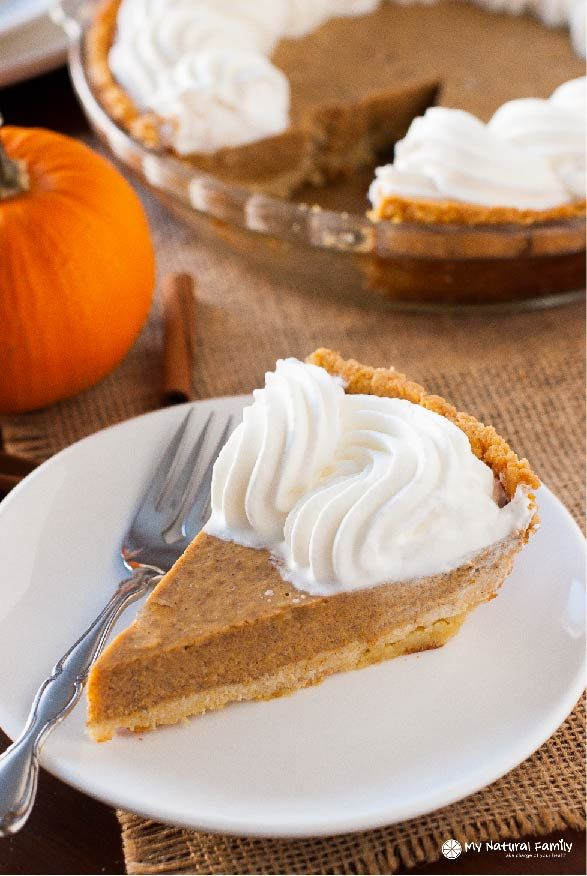 When eating Paleo for the holidays it can be a little tricky but don't worry we have a Paleo Pumpkin Pie Recipe for you that everyone will enjoy.
