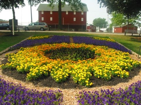 54 Best Quilt Garden Trail Images On Pinterest Amish