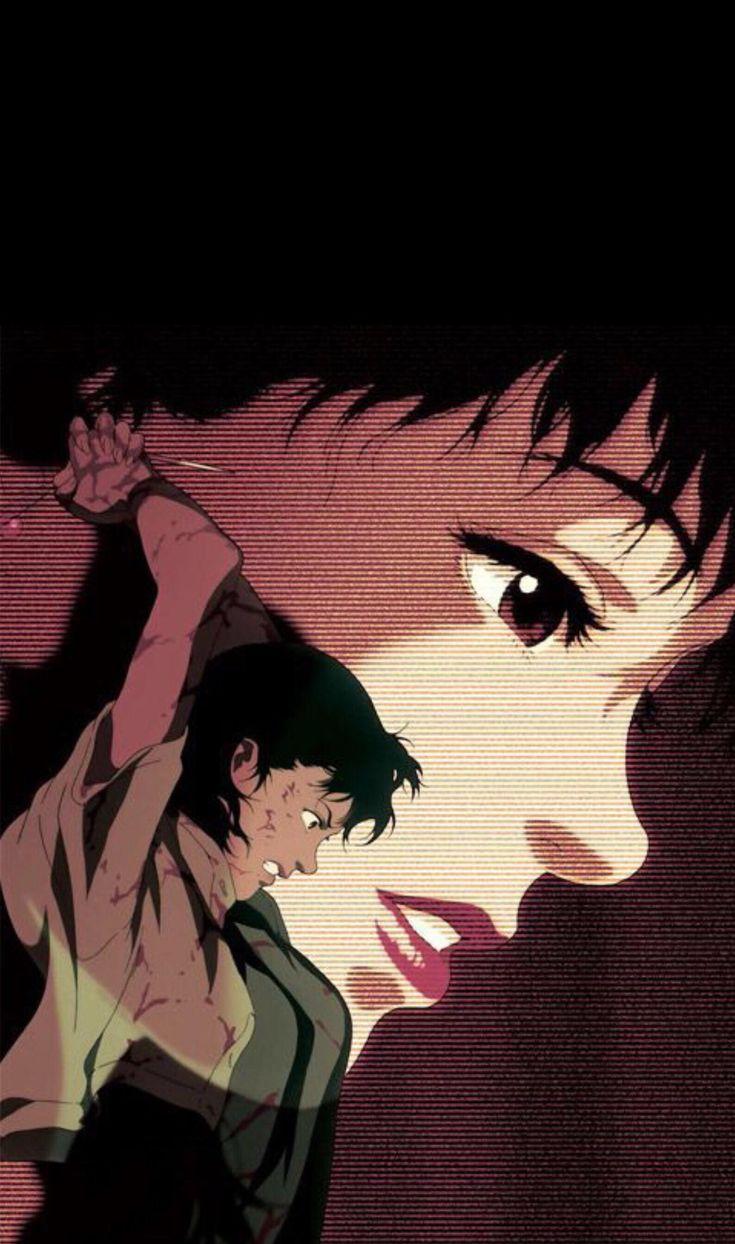 Perfect Blue Aesthetic anime, Anime movies