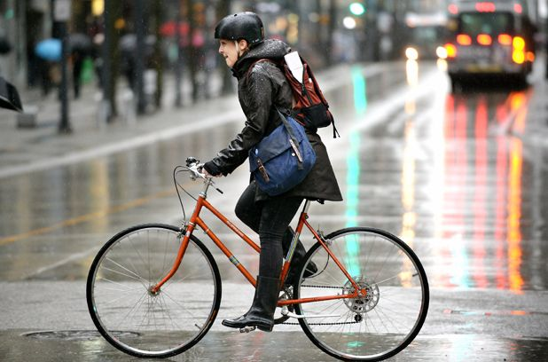 Hey Vancouverites, what do you think about cyclists?   Metro