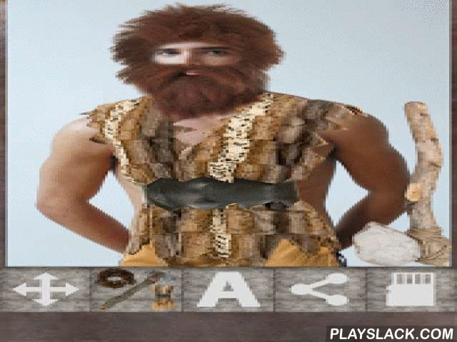 Make Me Caveman  Android App - playslack.com , Are you tired of make me bold apps and make me old games? Try something new!Do you want to create amazing collages which can be used as illustrations to a caveman story? Try out our new photo editing software Make Me Caveman. Are you waiting for an original photo editor cut and paste, which offers something new? Then you will celebrate our Make Me Caveman app with various tools and effects! This photo collage maker contains variety of photo…