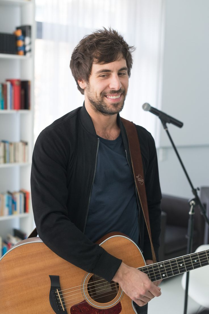 Max Giesinger live beim Orthomol Event