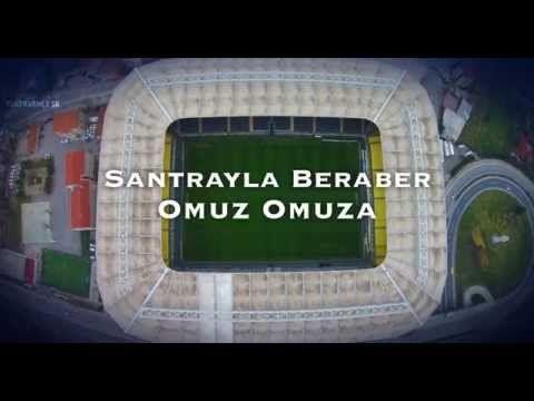 Santrayla Beraber Omuz Omuza! | Fenerbahçe - YouTube
