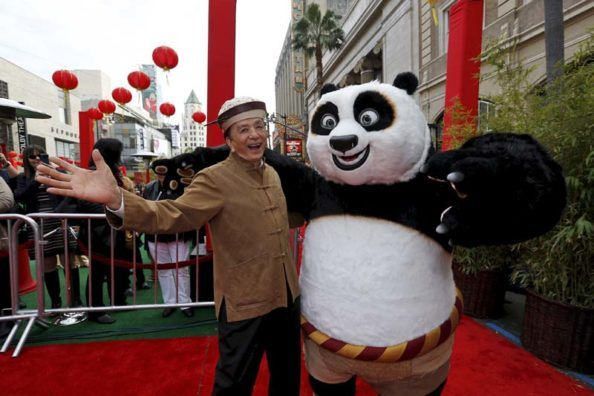 Interview: Actor James Hong Discusses Kung Fu Panda Franchise