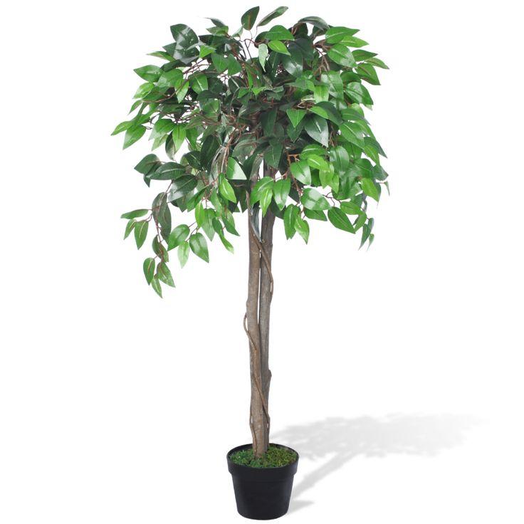 Mesterséges Növény Fikuszfa 110 cm