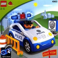 4963-1: Police Patrol