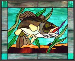 bass stained glass                                                                                                                                                                                 More
