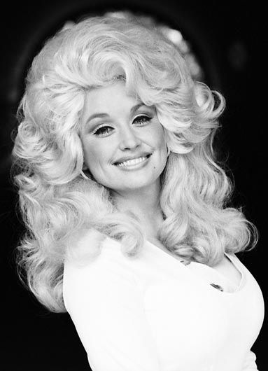 CLASSIC musician hair right here!  Dolly Parton.???