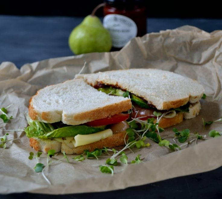devilled chicken recipe branston pickle sandwich