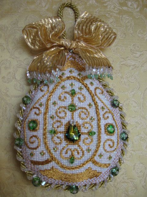 Beautiful Ornaments from Needle House