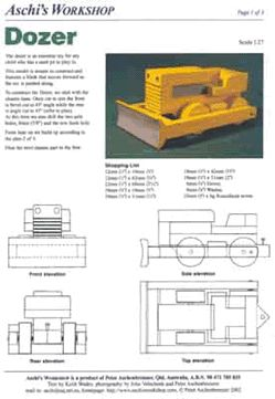 Free Woodworking Plans - As seen on TV