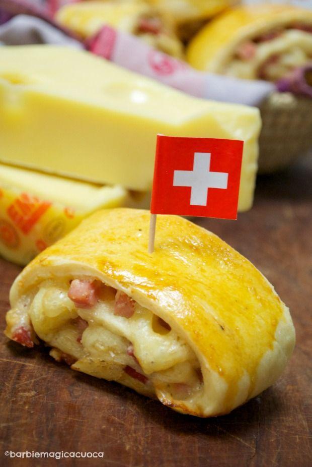 Barbie Magica Cuoca - blog di cucina: Panini napoletani con formaggio Emmentaler DOP