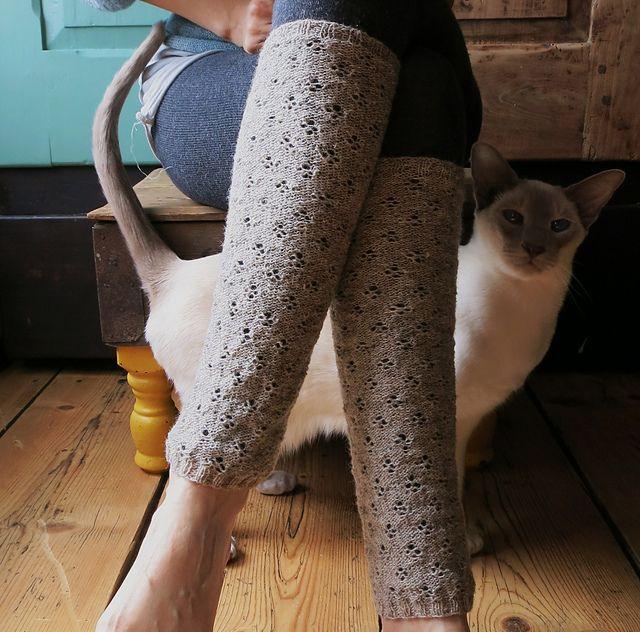 Ravelry: Vederlicht pattern by Cello Knits  -  Free Knitting Pattern