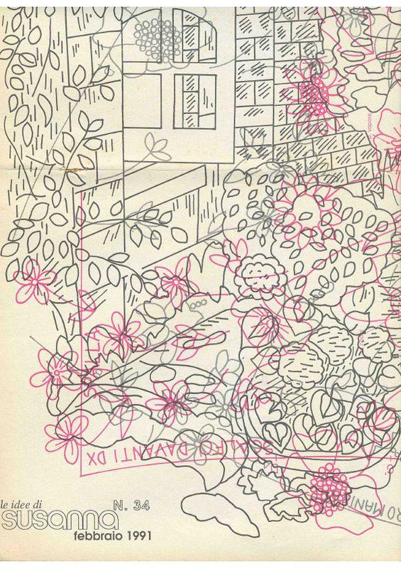 Журнал : Идеи Сюзанны №34 1991 .. Обсуждение на LiveInternet - Российский Сервис Онлайн-Дневников