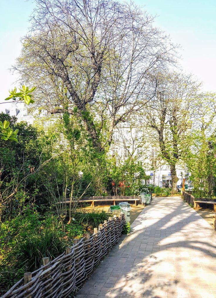 Cluny Museum in Paris: The Medieval Garden