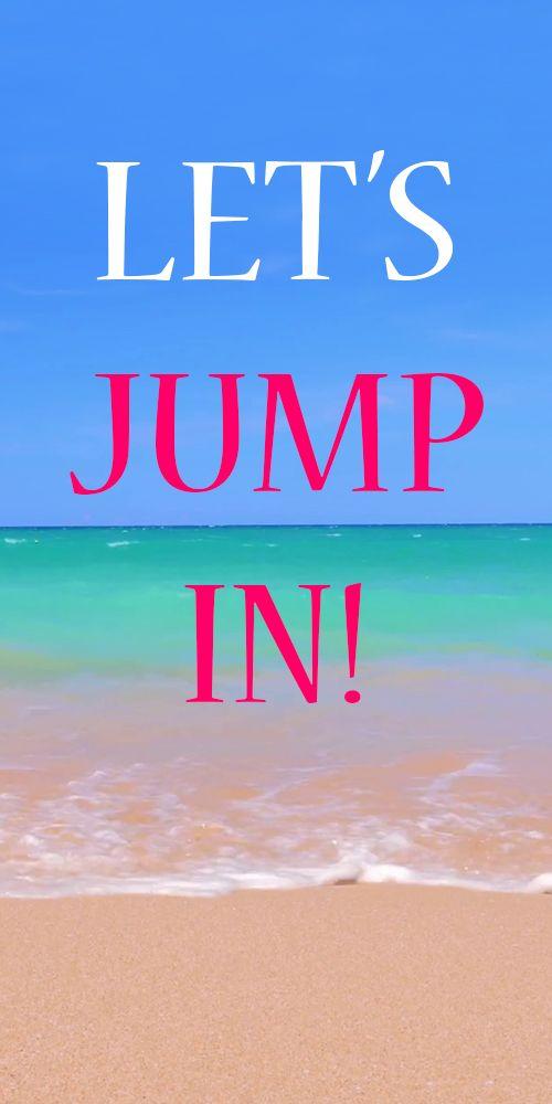 Ready?? 🌊💦 ----------- #beach #motivational #vacation ...