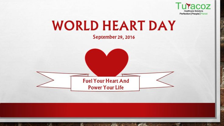 "#WorldHeartDay- #September 29, #2016 : Your #Heart says, ""Listen to the #Murmurs!"""