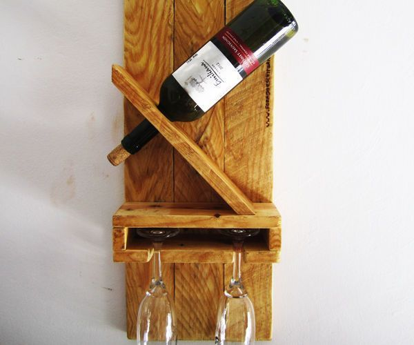 I've been thinking about building a small wine rack for a while, and after I made the wine rack for 16 bottles for my syster, I realized that any project ...