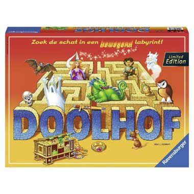 Doolhof Limited Metallic Edition