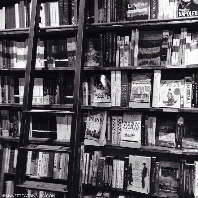 Books about Paris in Paris  #books #paris  Photo taken by @annettewernblad on Instagram