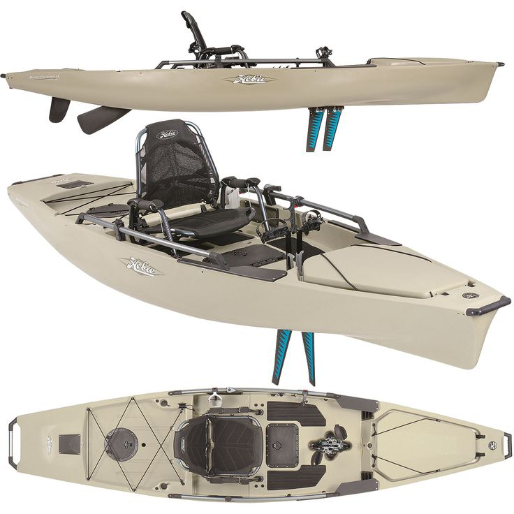 Hobie Kayaks Pro Angler 14 Hobie Ivory Dune