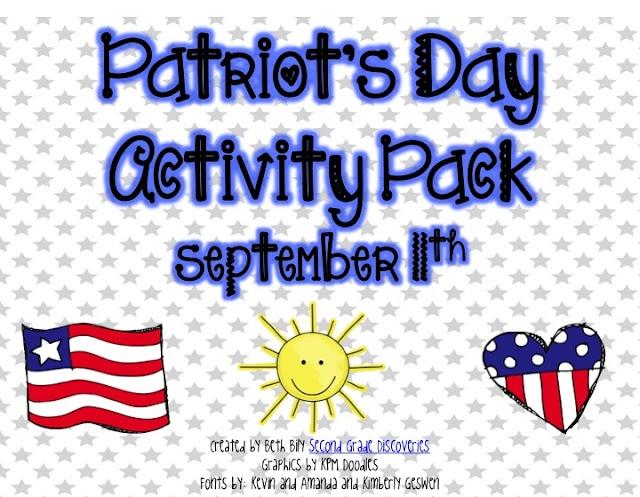 Patriots Day activities