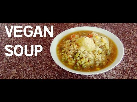 MichelaIsMyName: Vegetable Soup // Vegan // Vegetarian | MICHELA is...