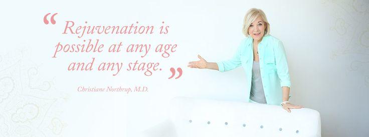 Dr. Christiane Northrup   Women's Health Expert, NYT Best-selling Author   Christiane Northrup, M.D.