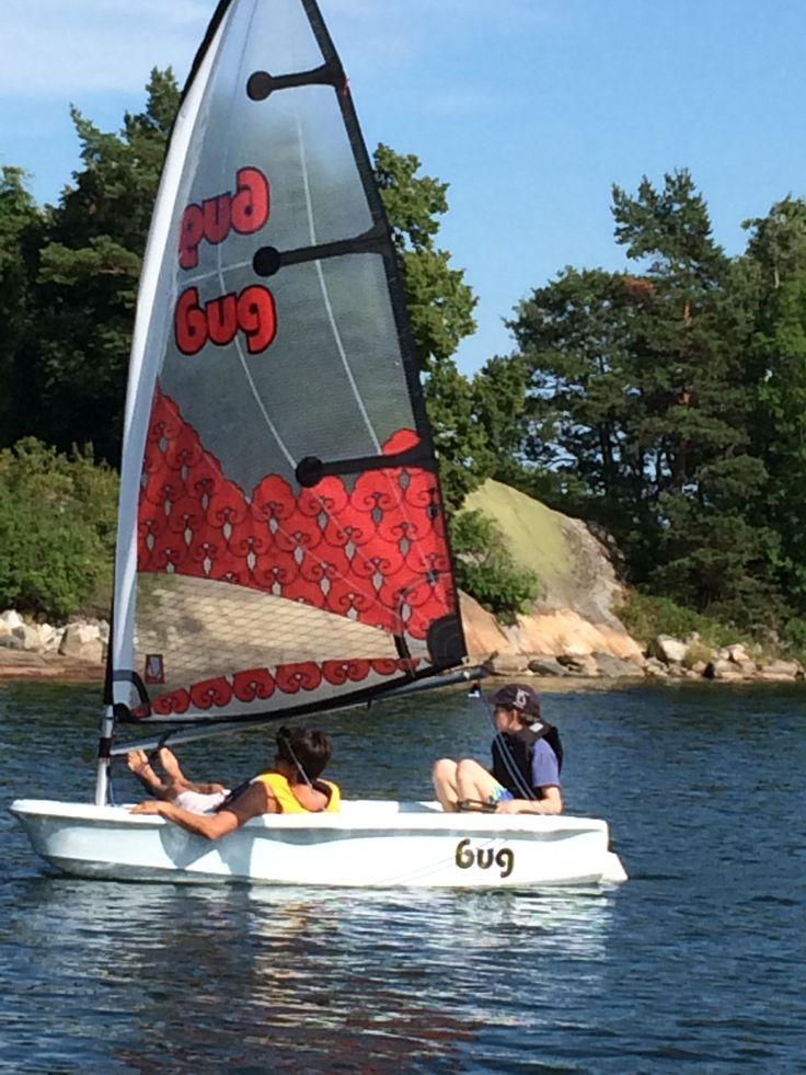 Gillar segling