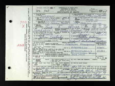 Get Your Death Certificate Online in California Death ...