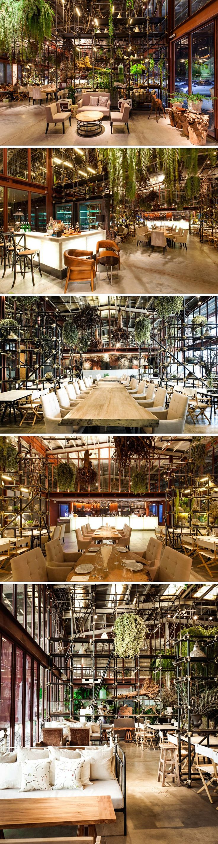 Awesome Innovatives Decken Design Restaurant Photos - Ideas ...