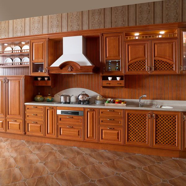 1000+ Ideas About Wooden Kitchen Cabinets On Pinterest