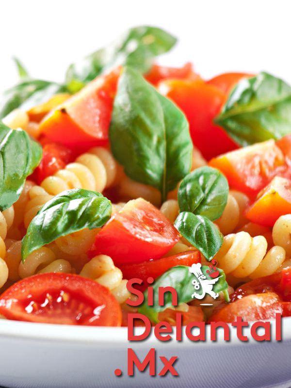 Lo mejor de la comida italiana a través de www.sindelantal.mx