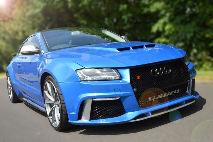 18 best audi a5 xclusive body kit rs5 images on pinterest. Black Bedroom Furniture Sets. Home Design Ideas