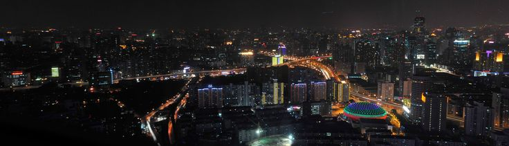 Shanghai panorama by Lidia, Leszek Derda on 500px