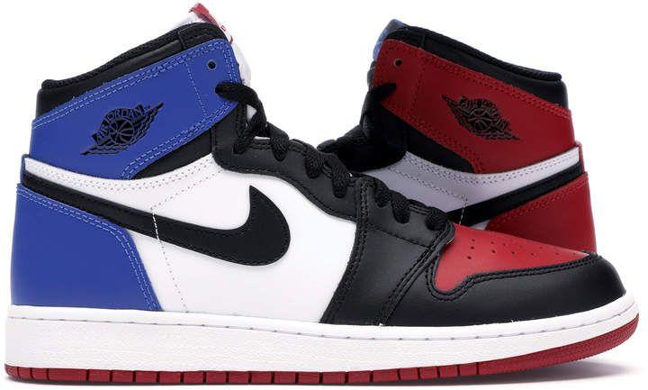 Jordan 1 Retro Top 3 Gs Sneakers Nike Jordan Sneakers Air