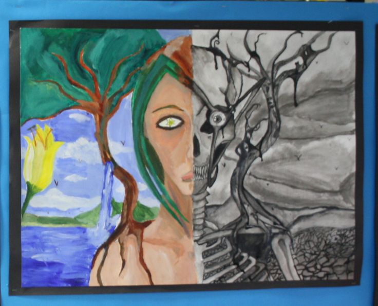 GCSE ART 2014 - John Hanson Community School