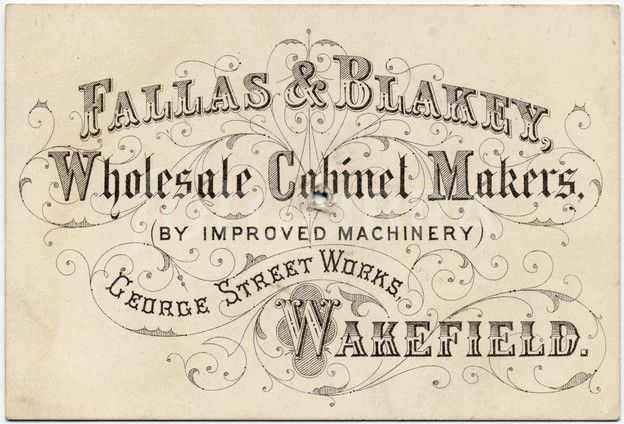 Victorian Typography and Design.
