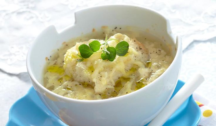 Norwegian recipe   Classical onion soup