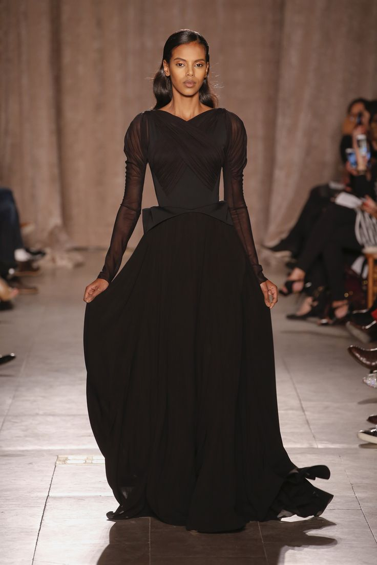 Zac Posen Fall Winter 2015